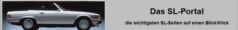 SL-Portal  - das Eingangstor in die Mercedes SL-Welt im Internet - Die wichtigsten SL-Seiten auf einen Blick/Klick